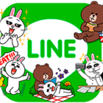Line стикеры