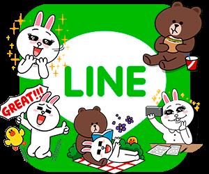 line-stikery