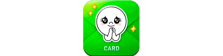 LINE Card для Android